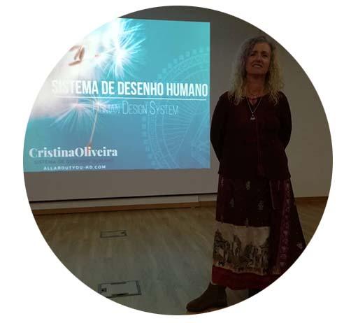 curso human design by Cristina Oliveira